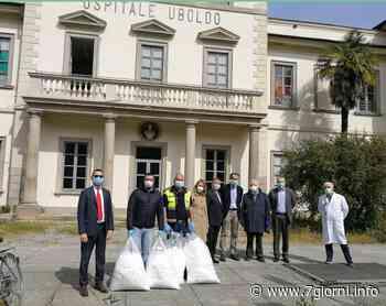 Il Comune di Pioltello dona 360 kit di protezione agli ospedali di Vizzolo Predabissi, Cernusco e Melzo - 7giorni