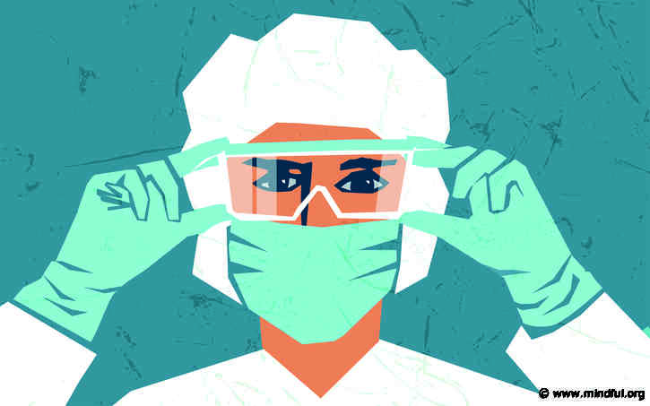 Three Daily Mindfulness Practices for Healthcare Workers