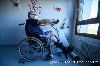 Illkirch-Graffenstaden (France) (AFP). Coronavirus: des mois de rééducation pour reconstruire les patients depuis les fondations - Le Courrier Cauchois
