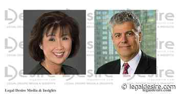 Jackie Kim Park and Richard Chesley named Co-US managing partners of DLA Piper - Legal Desire News Network