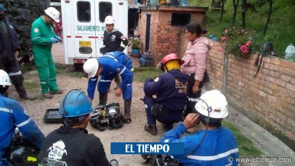 Al menos 11 muertos deja explosión de mina en Cucunubá - El Tiempo
