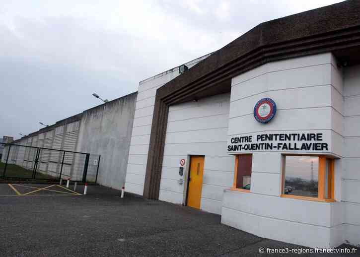 Isère : coups, crachats, un détenu de la prison de Saint-Quentin-Fallavier agresse 4 surveillants - France 3 Régions