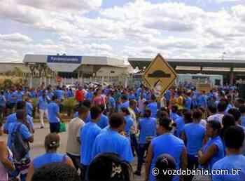 Itapetinga: Fábrica da Azaleia anuncia demissão de 200 funcionários - Voz da Bahia
