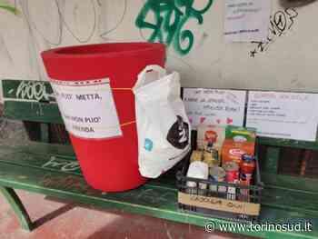 TROFARELLO - Cibo gratis nel contenitore sulla panchina: 'Chi può metta. Chi non non può, prenda' - TorinoSud