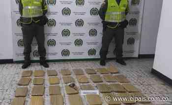 Decomisaron más de 40.000 dosis de marihuana camufladas como donaciones en Yotoco, Valle - El País – Cali