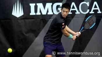 IMG coach reveals what impressed him when he first saw Kei Nishikori - Tennis World USA