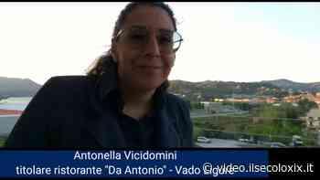 Antonella, la ristoratrice di Vado Ligure che porta la Pasqua a domicilio - Il Secolo XIX