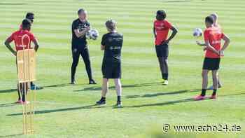 VfB Stuttgart: So ist die Trainingsstimmung in der Corona-Krise - echo24.de
