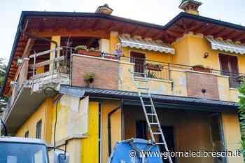 CELLATICA, LA SCALA ABBATTUTA - Giornale di Brescia - Giornale di Brescia