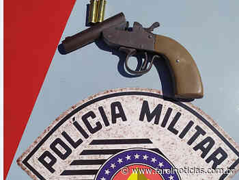 Polícia Militar de Itaporanga desvenda homicídio com prisão do autor do crime - Farol Notícias