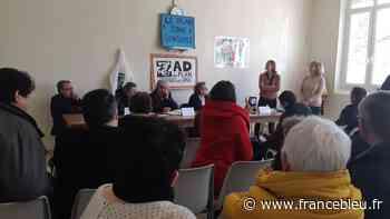 Le collectif de la ZAD du Plan d'Entraigues-sur-la-Sorgue défend les agriculteurs menacés d'expropriation - France Bleu