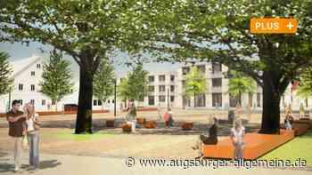 Was kostet das neue Mertinger Ortszentrum? - Augsburger Allgemeine
