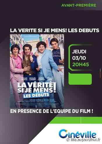 LA VÉRITÉ SI JE MENS LES DÉBUTS - CINEVILLE, HENIN BEAUMONT, 62110 - Le Parisien Etudiant