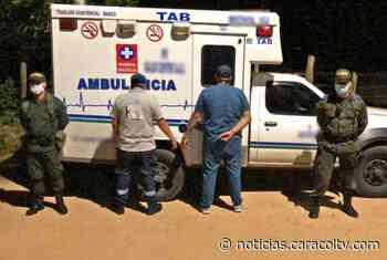 Mujer pagó $4 millones para usar ambulancia como bus intermunicipal y burlar la cuarentena - Noticias Caracol