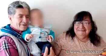 Hija de esposos fallecidos por covid-19 en Villapinzón narró su tragedia - Semana.com