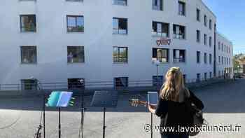 Aulnoye-Aymeries : un concert au pied de l'Ehpad Didier-Eloy pour les résidants - La Voix du Nord