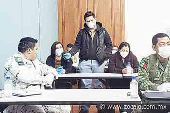 Evitará Abasolo contagio masivo [Coahuila] - 17/04/2020 - Periódico Zócalo