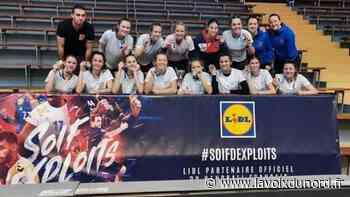 Aulnoye-Aymeries: Titre de championnes de France de handball pour les filles du lycée Jeanne-d'Arc, vivier du - La Voix du Nord
