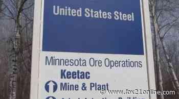 Update: US Steel to Idle Keewatin Taconite During Pandemic Slowdown - FOX 21 Online