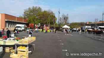 Escalquens. Dix stands alimentaires sur le marché du dimanche - LaDepeche.fr