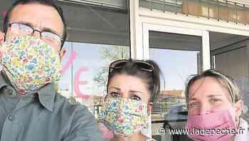 Castelginest. C'est parti pour la fabrication de masques solidaires - LaDepeche.fr