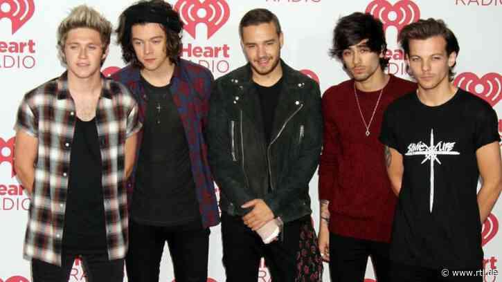 One Direction: Immer mehr Indizien sprechen für ein Band-Comeback - RTL Online