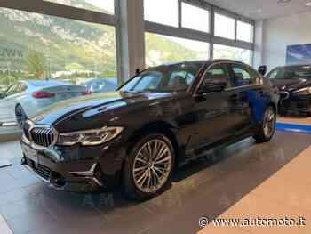 Vendo BMW Serie 3 320d xDrive Luxury nuova a Bressanone/Brixen, Bolzano (codice 7410757) - Automoto.it