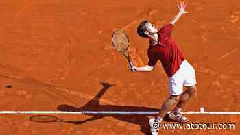 The Day 15-Year-Old Richard Gasquet Made History In Monte Carlo - ATP Tour