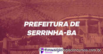 Prefeitura de Serrinha: aplicação de prova é ADIADA para julho - Estratégia Concursos