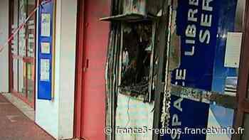 Un Distributeur Automatique de Billets incendié à Ustaritz au Pays basque - France 3 Régions