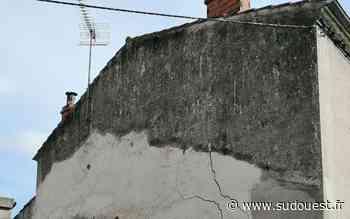 Lot-et-Garonne : le mur d'une maison s'écroule à Tonneins - Sud Ouest