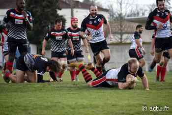 Lot-et-Garonne. Rugby : Tonneins XIII stoppé sur sa lancée - actu.fr