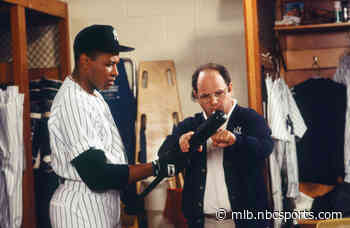 Could George Costanza have made it in the big leagues?