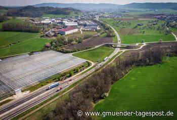 B 29: Baustart bei Essingen im Herbst - Gmünder Tagespost