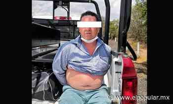 Detienen a delegado de Bienestar en Chignahuapan - El Popular