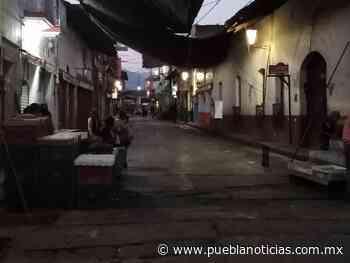 Protección Civil de Chignahuapan continúa con revisiones en el mercado Guadalupe - Puebla Noticias