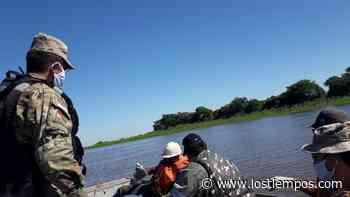 Retienen embarcación con tres ciudadanos de Brasil en Puerto Quijarro - Los Tiempos