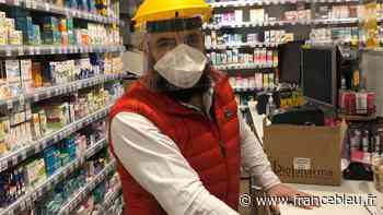À Noisy-le-Grand, un pharmacien vend du gel hydroalcoolique en vrac - France Bleu