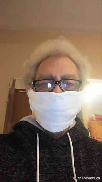 Vankleek Hill entrepreneur producing, donating protective equipment for pandemic--and he wants your support - The Review Newspaper