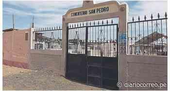 Cierran cementerio de Salitral por temor a contagio del coronavirus - Diario Correo