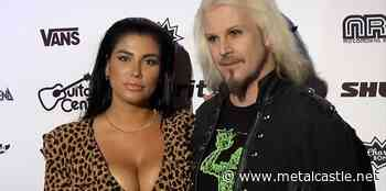 Rob Zombie Guitarist John 5's Wife Shows Her Stunning Body In Green Swimsuit - MetalCastle
