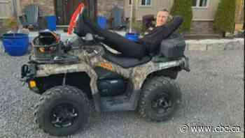 Elvis Stojko shows off his new quad for coronavirus relief fundraiser