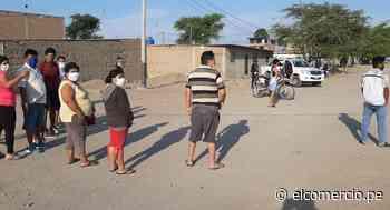 Chiclayo: Reclusos se amotinan en penal de Picsi y familiares viven un drama en los exteriores   VIDEO - El Comercio Perú