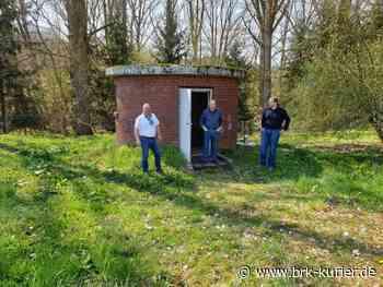 Vom Trinkwasserbrunnen zum Bienengarten - Imkerverein Nidderau-Schöneck e.V. zieht um - Bruchköbeler Kurier