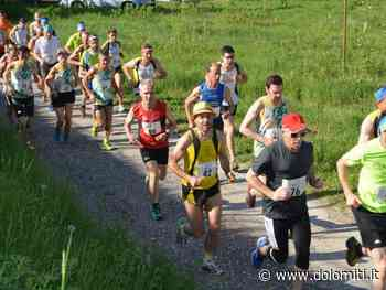 Meltina: Corsa in montagna Terlano - Meltina - Dolomiti.it