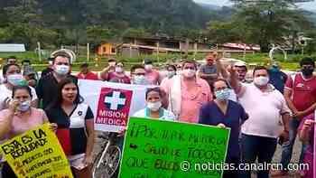 Preocupación en el Valle de Tenza por regreso de trabajadores de la Vía Alterna al Llano - Noticias RCN