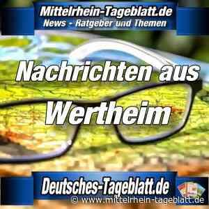 Stadt Wertheim - Gemeinderat tagt am 27.April in der Main-Tauber-Halle - Mittelrhein Tageblatt