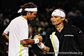 ThrowbackTimes Miami: Roger Federer topples David Ferrer in an hour - Tennis World USA