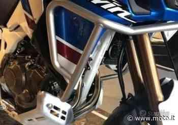 Vendo Tubolare protezione carena Africa Twin ADV Sports Honda a Crespellano (codice 8035250) - Moto.it