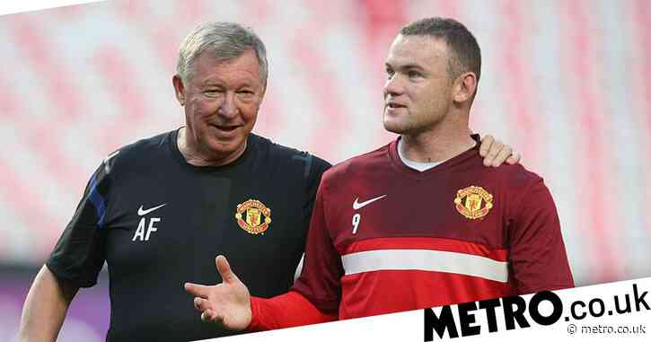 Wayne Rooney reveals the best advice he received from Sir Alex Ferguson at Manchester United